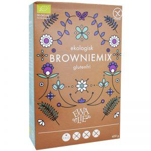 """Eko Bakmix """"Brownie"""" Glutenfri 400g - 46% rabatt"""