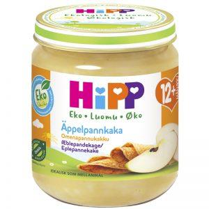 Eko Barnmat Äppelpannkaka 200g - -181% rabatt