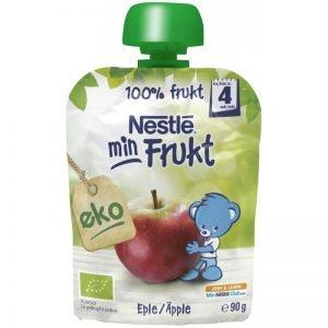 """Eko Barnmat """"Min Frukt Äpple"""" 90g - 22% rabatt"""