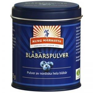 Eko Blåbärspulver 75g - 48% rabatt