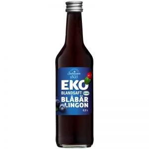 Eko Blandsaft Blåbär & Lingon 50cl - 44% rabatt