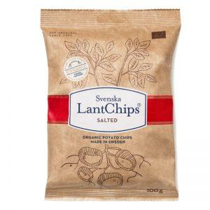 Eko Chips Salta 100g - 33% rabatt