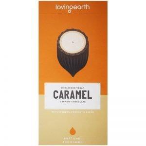 """Eko Choklad """"Caramel"""" 80g - 60% rabatt"""