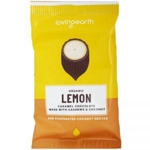 """Eko Choklad """"Lemon"""" 30g - 69% rabatt"""