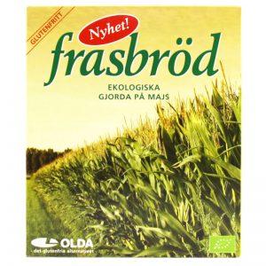Eko Frasbröd 100g - 12% rabatt