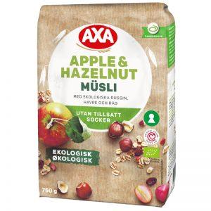Eko Frukt- & Nötmüsli 750g - 34% rabatt