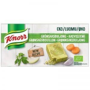 Eko Grönsaksbuljong 12 x 10g - 37% rabatt