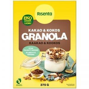 Eko Granola Kakao & Kokos 375g - 34% rabatt