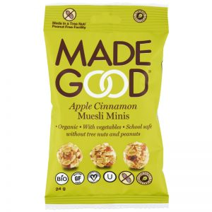 "Eko Granolabollar ""Apple & Cinnamon"" 24g - 10% rabatt"