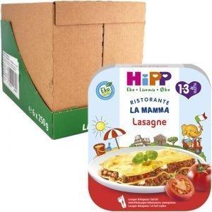 Eko Hel Låda Barnmat Lasagne 6 x 250g - 45% rabatt