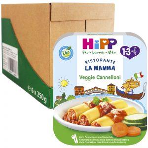Eko Hel Låda Cannelloni & Grönsaker 6 x 250g - 42% rabatt