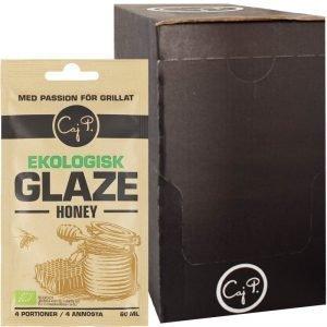 Eko Hel Låda Glaze Honung 20 x 60ml - 85% rabatt