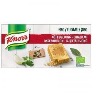 Eko Köttbuljong 12 x 10g - 21% rabatt