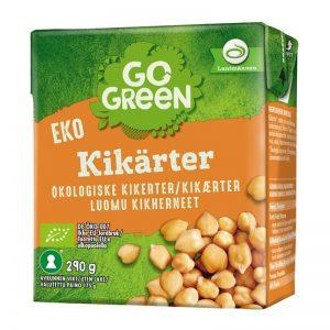 Eko Kikärtor 290g - 25% rabatt