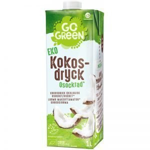 Eko Kokosdryck Osockrad 1l - 34% rabatt