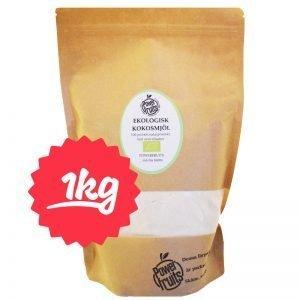 Eko Kokosmjöl 1kg - 23% rabatt