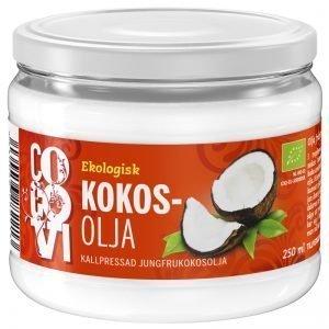 Eko Kokosolja 250ml - 26% rabatt
