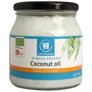 Eko Kokosolja Kallpressad 425ml - 22% rabatt
