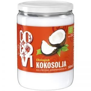 Eko Kokosolja Kallpressad 500ml - 71% rabatt