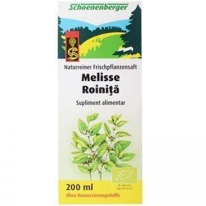 Eko Kosttillskott Melissajuice 200ml - 35% rabatt