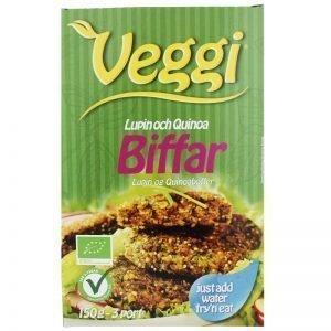 Eko Lupin- & Quinoa Biffar 150g - 43% rabatt