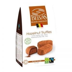 Eko Mörk Chokladtryfflar Hasselnöt 100g - 49% rabatt