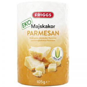 Eko Majskakor Parmesan 105g - 29% rabatt