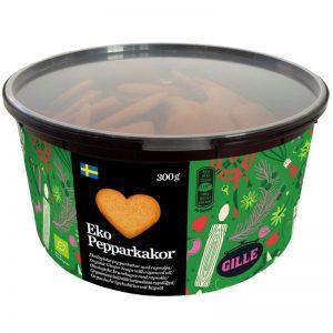 Eko Pepparkakor 300g - 40% rabatt