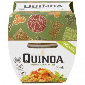 "Eko Quinoa ""Moroccan Mint"" 210g - 44% rabatt"