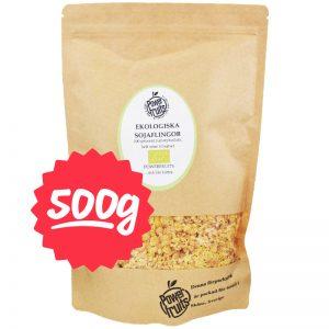 Eko Sojaflingor 500g - 50% rabatt