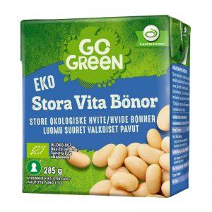 Eko Stora Vita Bönor 285g - 7% rabatt