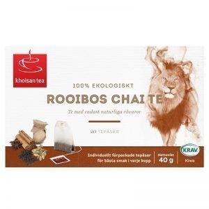 Eko Te Rooibos Chai 40g - 34% rabatt