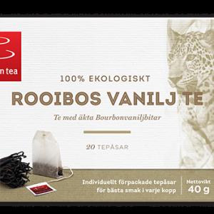 Eko Te Rooibos Vanilj 40g - 34% rabatt