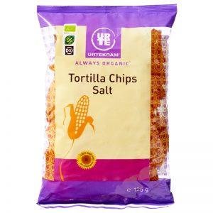 Eko Tortillachips Salt 125g - 38% rabatt