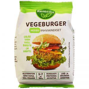 "Eko ""Vegeburger Herbs"" 150g - 62% rabatt"