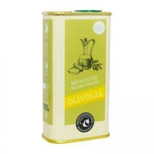 Ekologisk Olivolja Extra Virgin 250ml - 58% rabatt