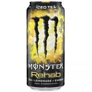 "Energidryck ""Rehab"" - 44% rabatt"