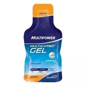 "Energigel ""Multicarbo"" Apelsin 40g - 80% rabatt"
