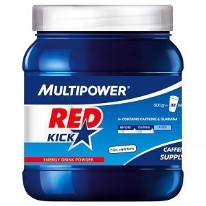 """Energipulver """"Red Kick"""" 500g - 51% rabatt"""