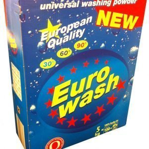 Eurowash - 29% rabatt