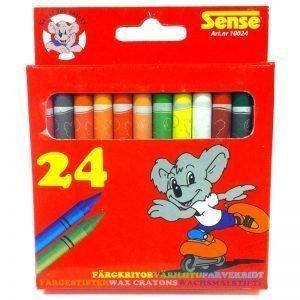 Färgkritor 24-p - 28% rabatt