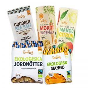 Fairtrade-kit från Smiling - 45% rabatt