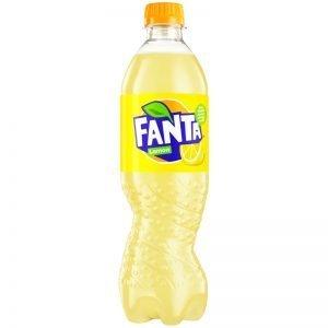 """Fanta """"Lemon"""" 50cl - 33% rabatt"""