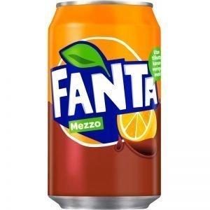 """Fanta """"Mezzo"""" 33cl - 44% rabatt"""