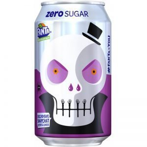 "Fanta Zero ""Blackcurrant"" 330ml - 44% rabatt"