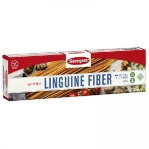 "Fiberpasta ""Linguine"" 500g - 50% rabatt"