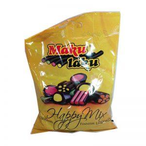 Finsk lakrits Happy Mix - 33% rabatt