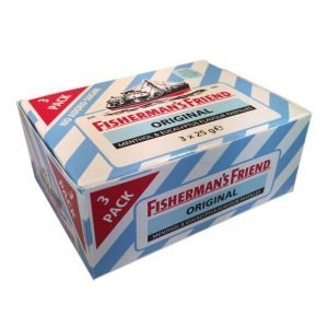 Fisherman Original 3-Pack sockerfri - 40% rabatt