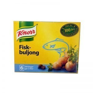 Fiskbuljong - 22% rabatt