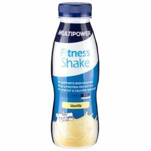 "Fitness-shake ""Vanilla"" 330ml - 71% rabatt"